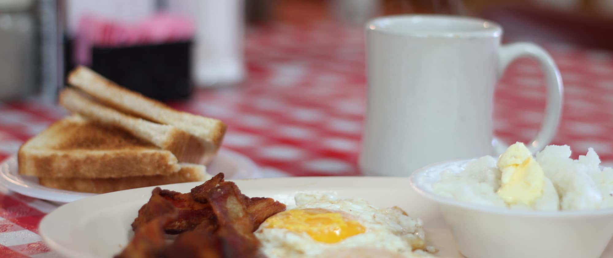 Nothing Could Be Finer: A Breakfast Tour of Spartanburg