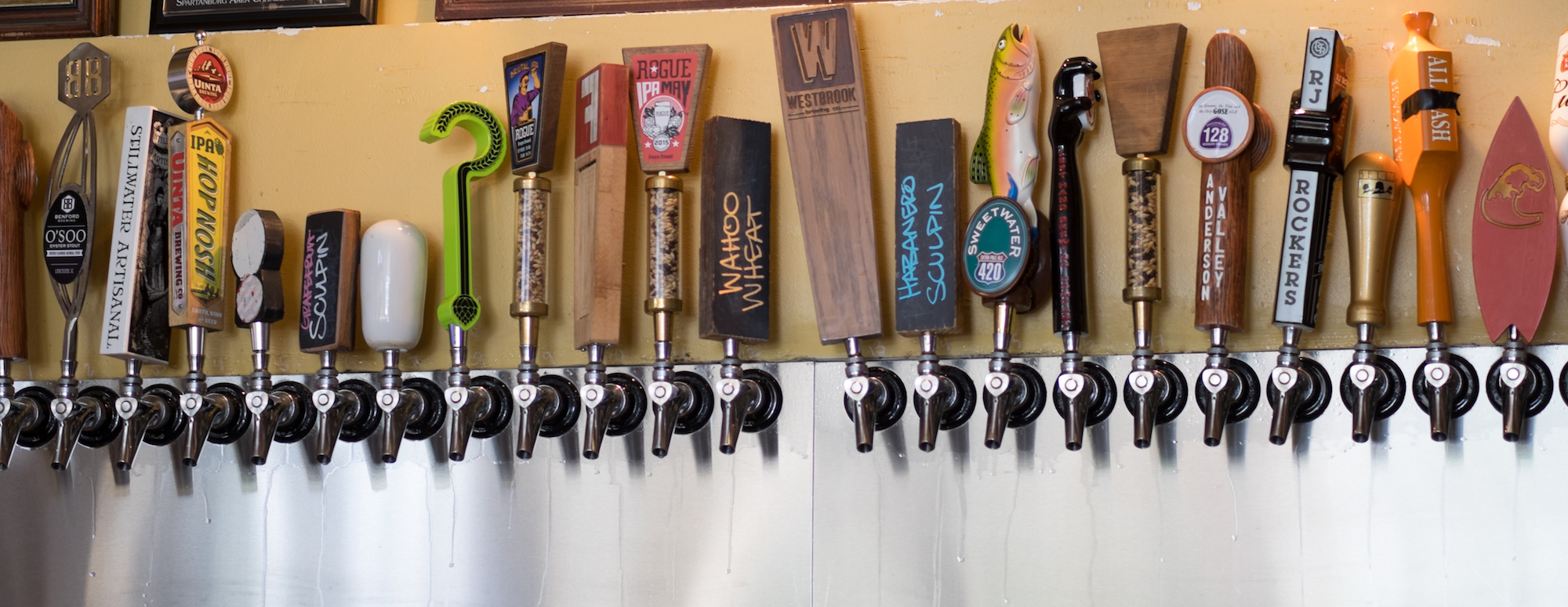 Come On, Get Happy: Downtown Spartanburg's Happy Hours