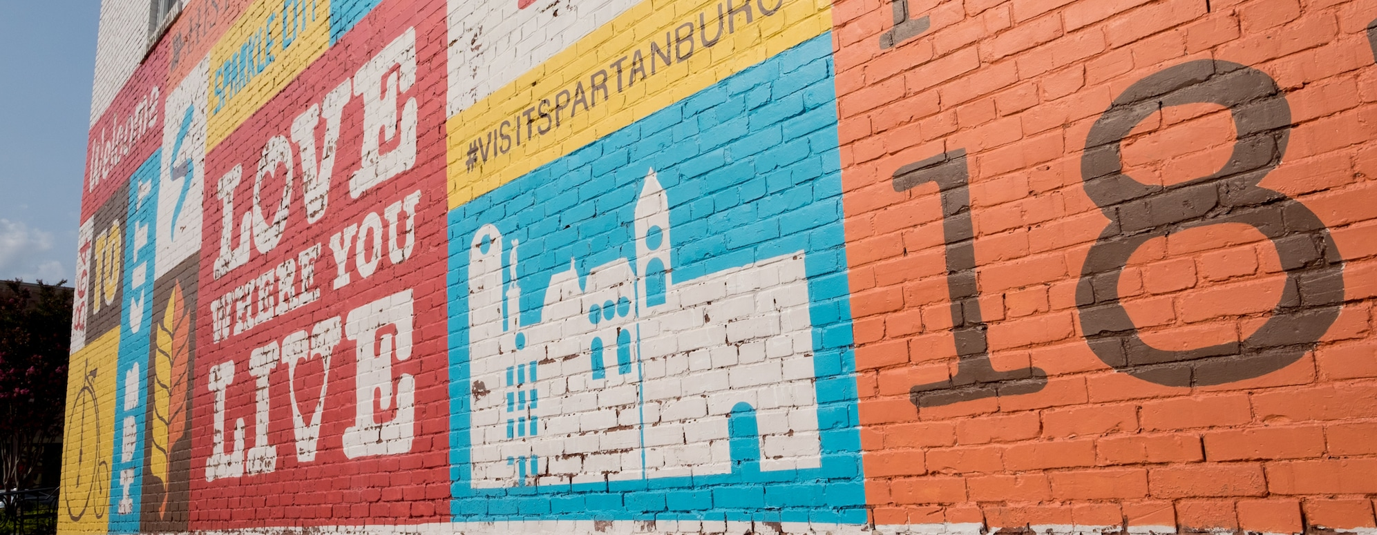 Eight Things We Love About You, Spartanburg