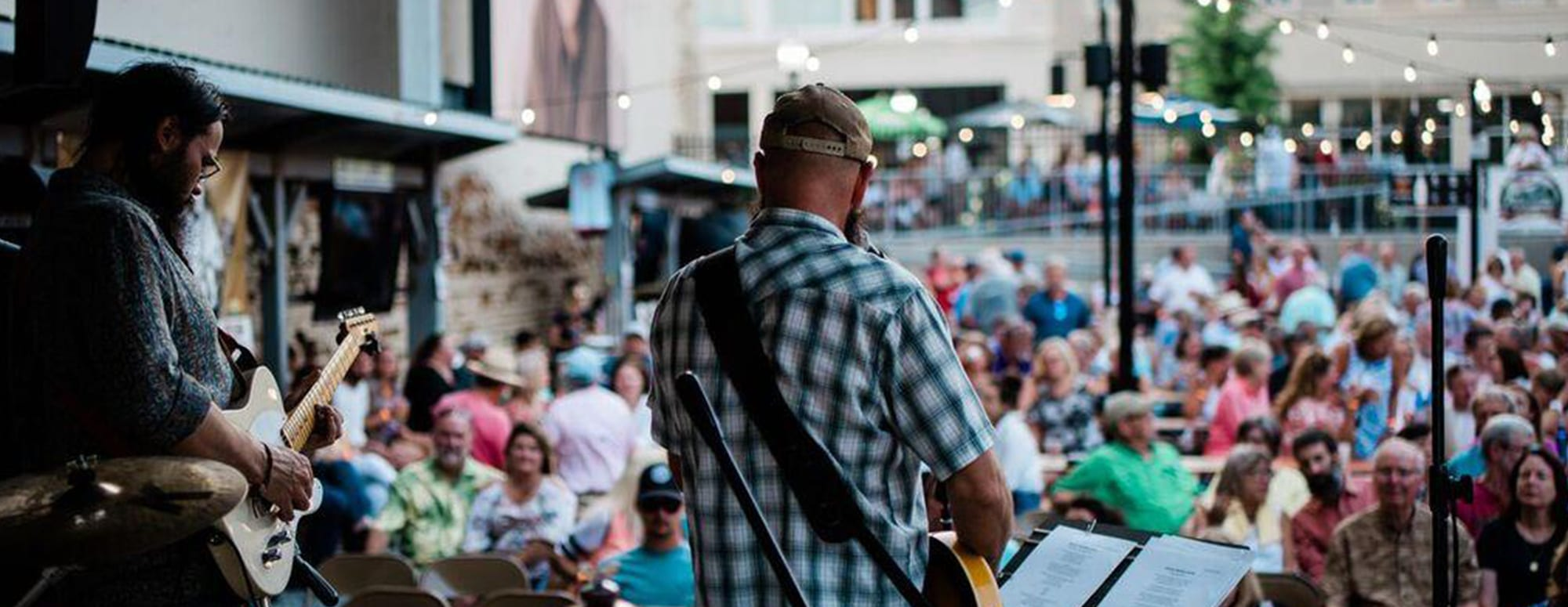 Where to Experience Live Music in Spartanburg