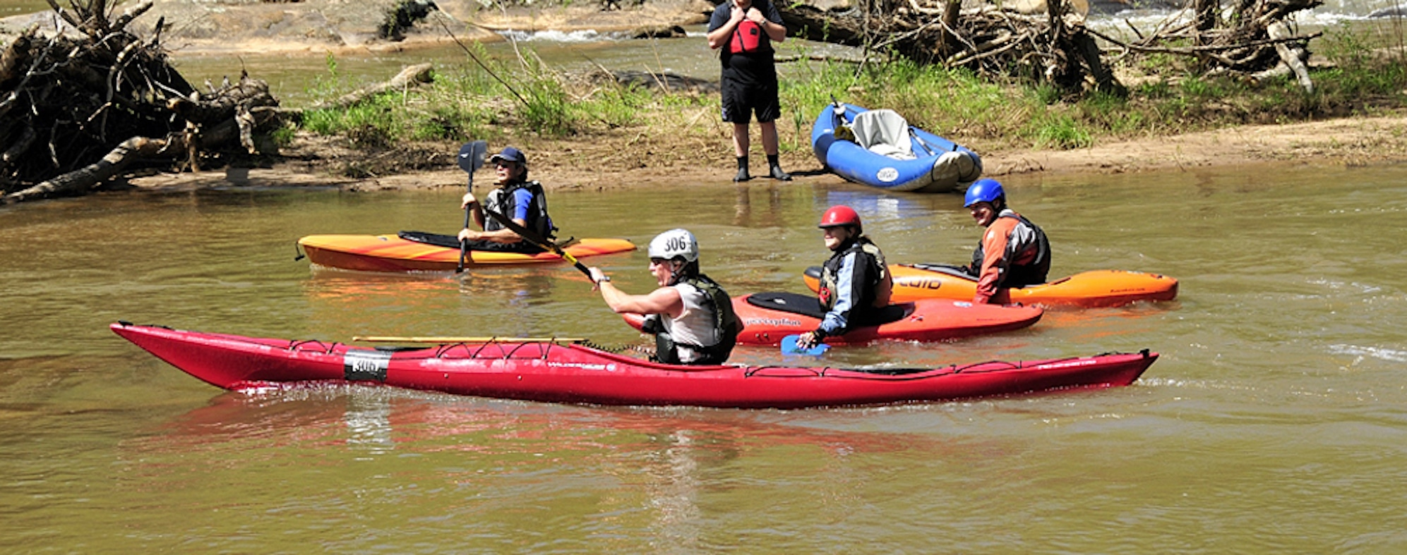 Discover Spartanburg County's Water Fun at April Event